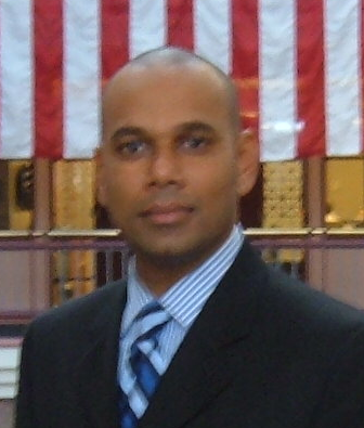 Civil Rights Activist Dr. Stephan Balkaran