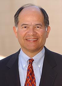 Dr. Loui Olivas of Arizona State University& AAHHE Founder